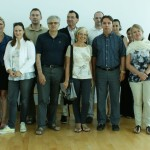 ADA 2014 lecturers and participants